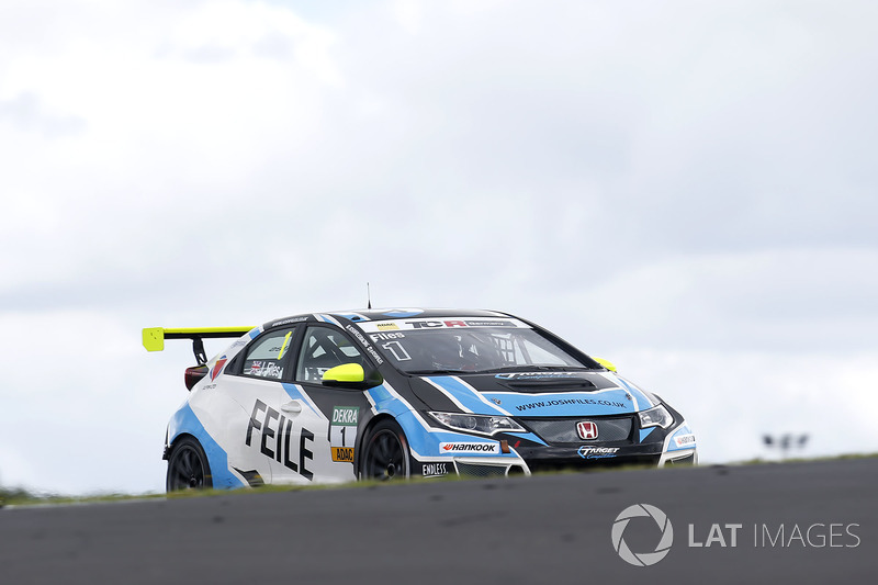 TCR Deutschland: Target Competition, Honda Civic Type R-TCR