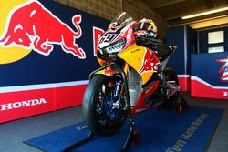 Мотоцикл Ники Хейдена, Honda World Superbike Team