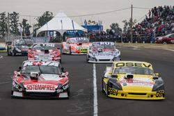 Matias Rossi, Nova Racing Ford, Mauricio Lambiris, Martinez Competicion Ford, Jose Manuel Urcera, La