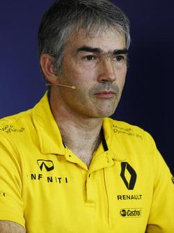 Технический директор Renault Sport F1 Ник Честер