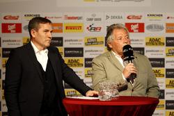 Thomas Voss, Leiter ADAC Motorsport & Klassik; Jürgen Fabry, ADAC Wagenreferent