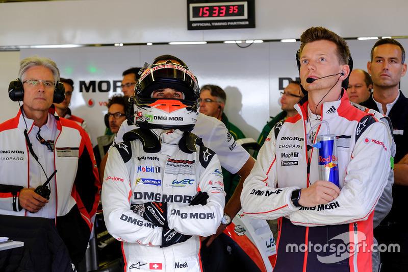 Neel Jani, Porsche Team