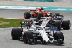 Феліпе Масса, Williams FW40, Кевін Магнуссен, Haas F1 Team VF-17, Себастьян Феттель, Ferrari SF70H