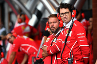 Mattia Binotto, Ferrari Chief Technical Officer in