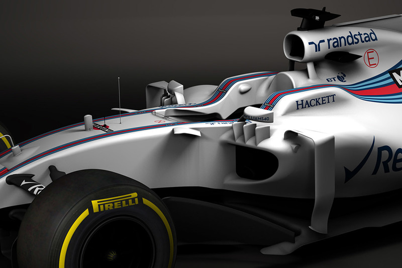 Le cockpit de la Williams FW40