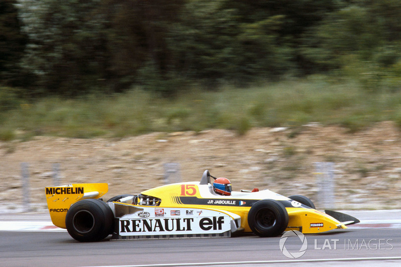 1979 : Renault RS10