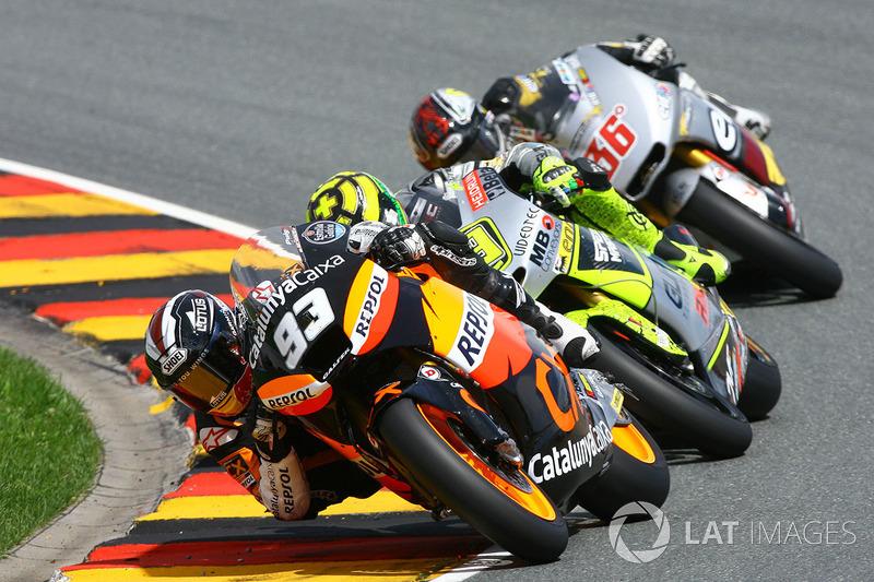 21. GP de Alemania 2012 - Sachsenring