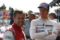 Tom Kristensen e Brendon Hartley