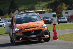 Sandro Fehr, Opel Corsa OPC, Flammer Speed Team, Gara 2