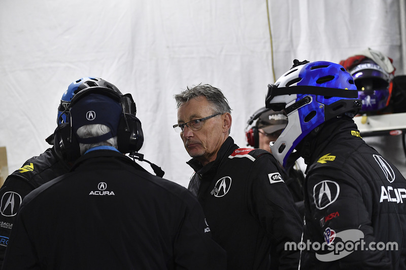 Michael Shank Racing, equipo