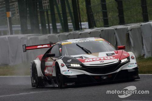 Jenson Button testet Super-GT