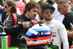 Markus Winkelhock, Will Stevens