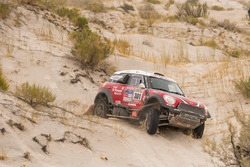 Orlando Terranova, Bernardo Graue, X-Raid MINI John Cooper Works Rally Team