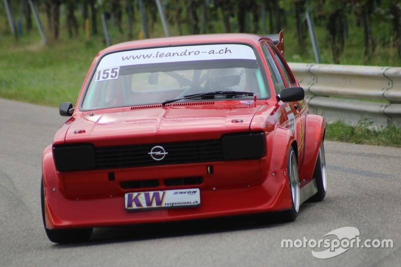 Philip Niederberger, Opel Kadett C City, W.M. Racing Car