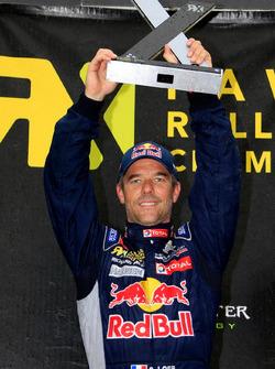 2. Sebastien Loeb, Team Peugeot-Hansen, Peugeot 208 WRX