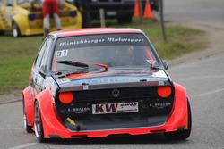 Stephan Burri, VW Polo, Autersa Racing,
