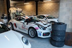 Laurent Misbach, Cayman GT4 CS