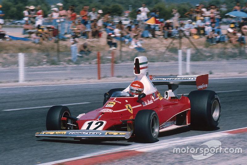 #22: Ferrari 312T (1975)