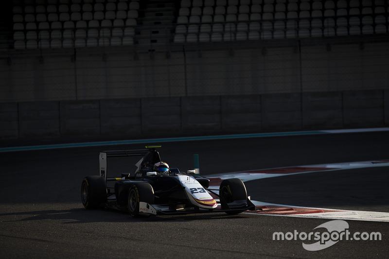 Matt Parry, Campos Racing