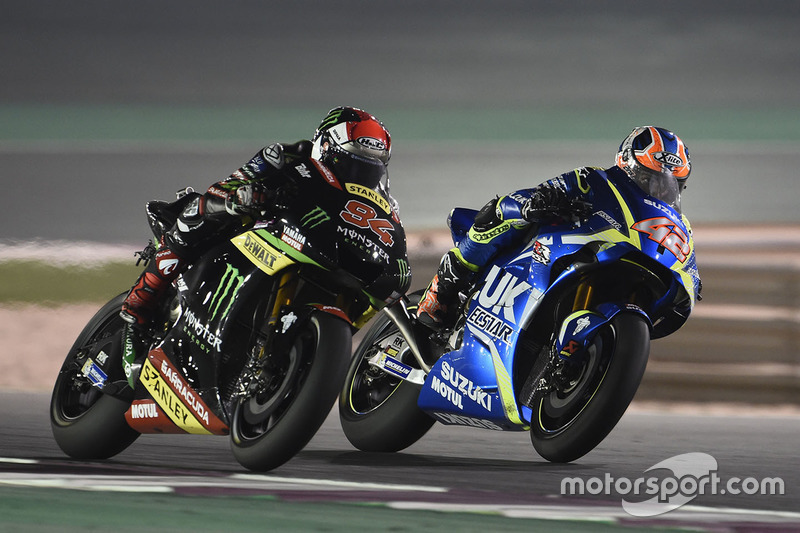 Jonas Folger, Monster Yamaha Tech 3, Alex Rins, Team Suzuki MotoGP