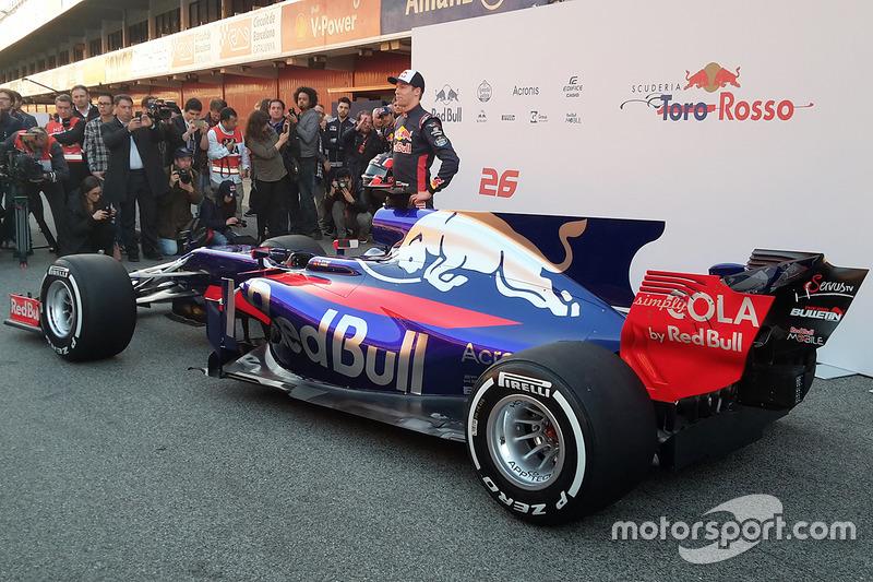 Даниил Квят, Toro Rosso STR12