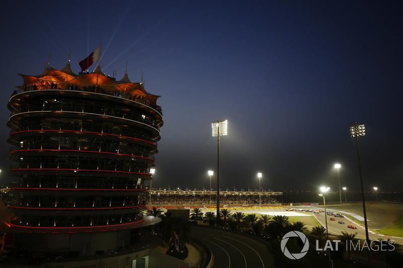 Start: Sebastian Vettel, Ferrari SF71H