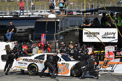 Ryan Preece, Joe Gibbs Racing, Toyota Camry Falmouth Ready Mix