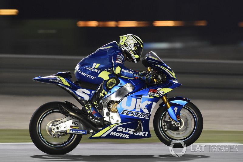 11. Andrea Iannone, Team Suzuki MotoGP