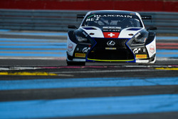 #14 Emil Frey Lexus Racing Lexus RC F GT3: Christian Klien, Albert Costa, Marco Seefried