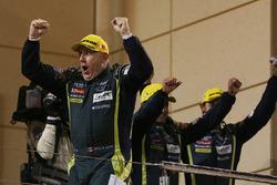 Podium LMGTE AM: first place Paul Dalla Lana, Aston Martin Racing