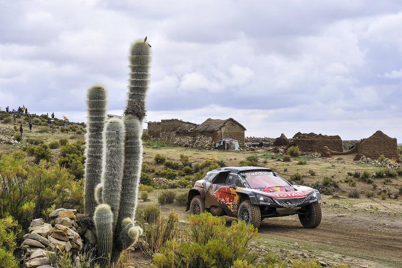Etapa 7: Muy líder... pero un cactus en el camino