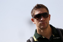 Vitaly Petrov, Caterham F1