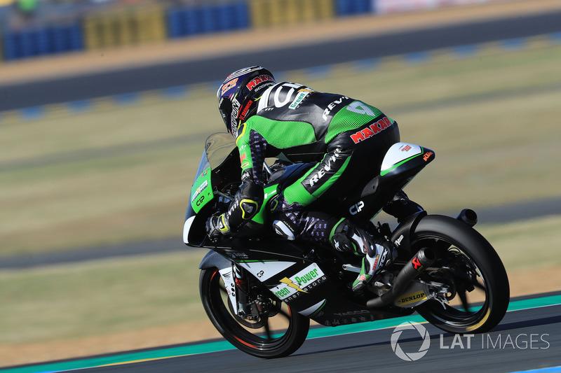 Moto3, V этап, Гран При Франции