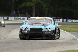 #3 K-PAX Racing Bentley Continental GT3: Rodrigo Baptista