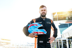 #47 YNA Autosport McLaren 650S GT3: Fraser Ross