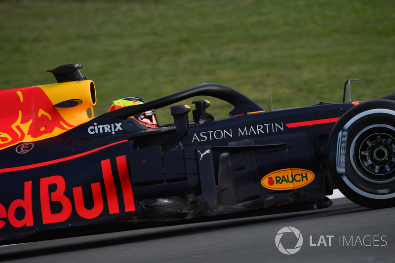Джейк Деннис, Red Bull Racing RB14