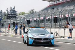 The BMW Safety Car