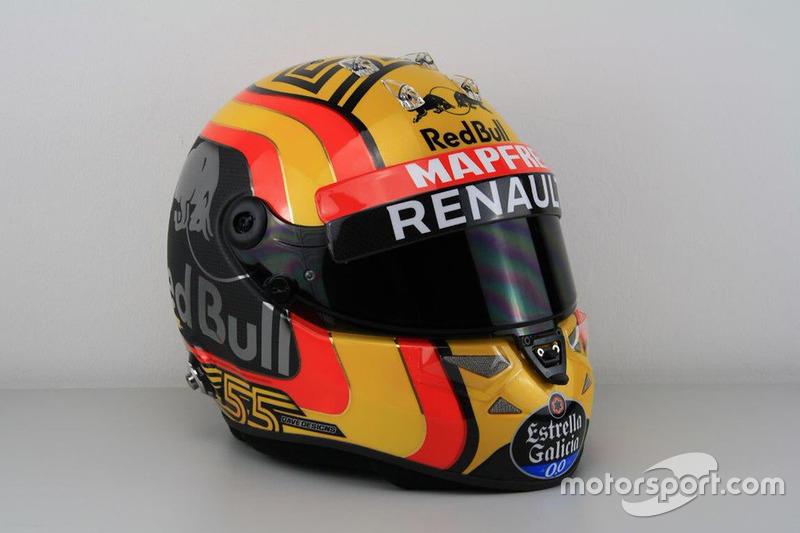 2018: Renault Sport F1 Team (MODELO QUE NO UTILIZÓ)
