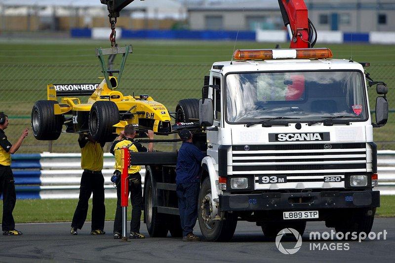 Silverstone, test di luglio