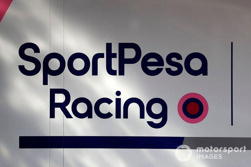 Racing Point F1 Team logo
