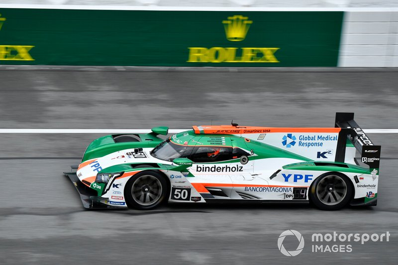 #50 Juncos Racing Cadillac DPi-V.R: Will Owen, Rene Binder, Agustin Canapino, Kyle Kaiser