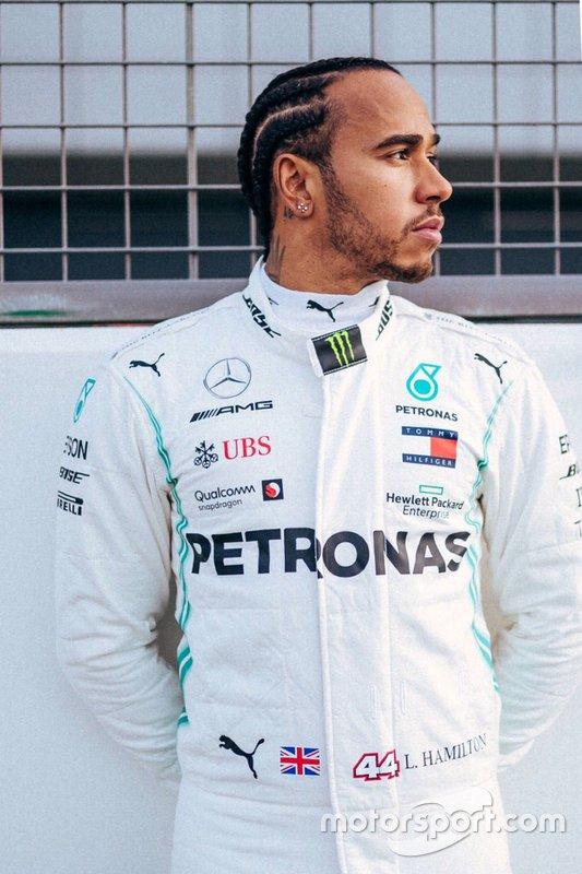 2019 - Lewis Hamilton, Mercedes