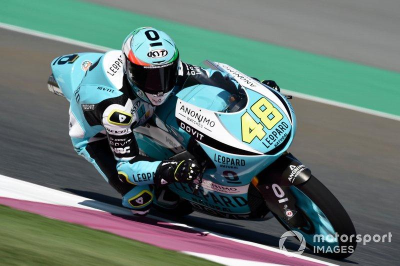 Lorenzo Dalla Porta, Leopard Racing