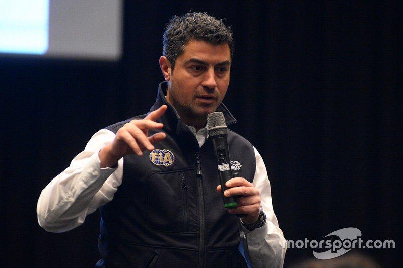 Michael Masi, directeur de course