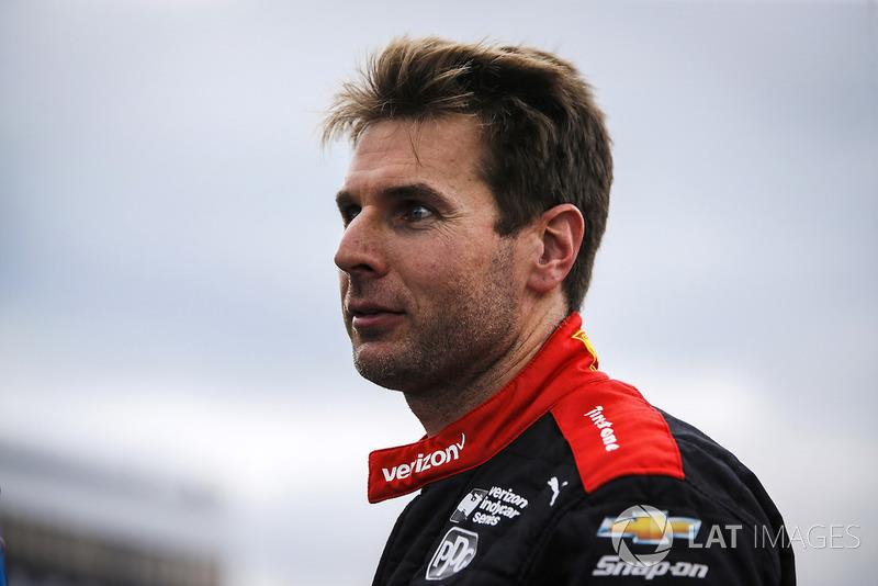 №12: Уилл Пауэр, Team Penske Chevrolet