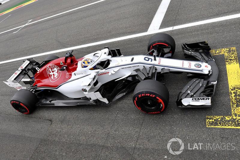 13. Marcus Ericsson, Sauber