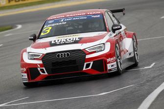 Aleksey Dudukalo, Audi RS 3 LMS TCR, Lukoil Racing