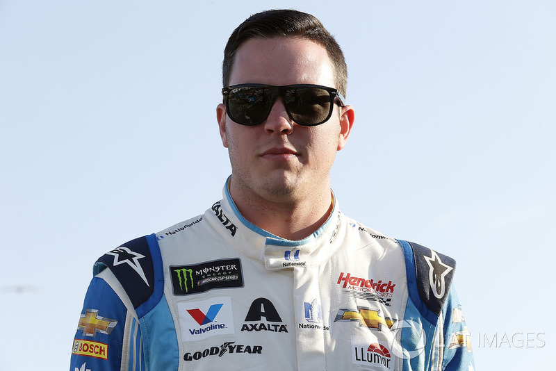 Alex Bowman, Hendrick Motorsports, Chevrolet Camaro Nationwide Children's Hospital