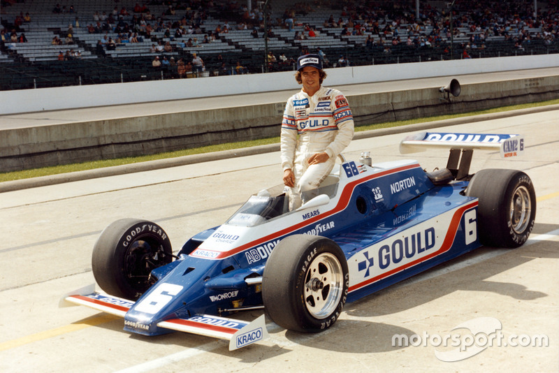 1981 - CART: Rick Mears (Penske-Cosworth PC9B)
