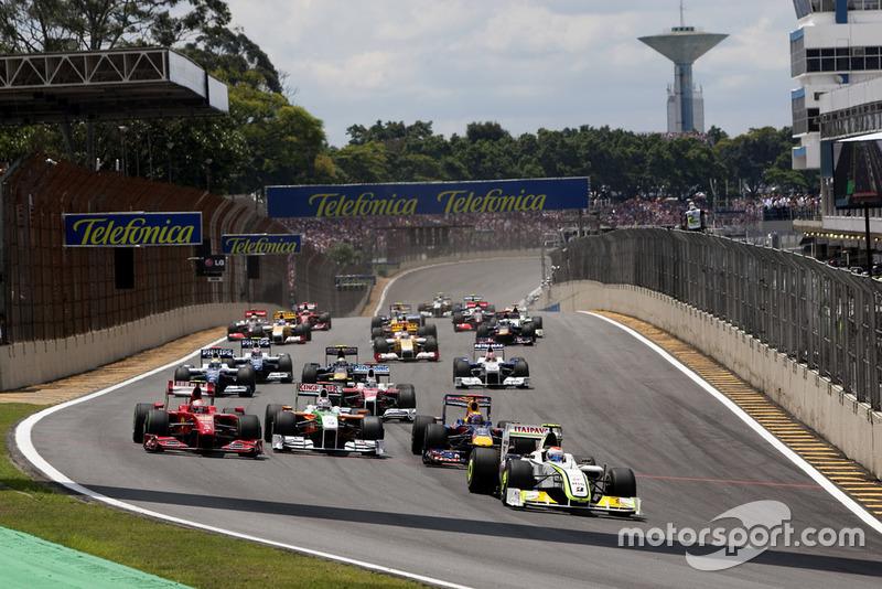 2009: Última vez que un brasileño lideró en Interlagos